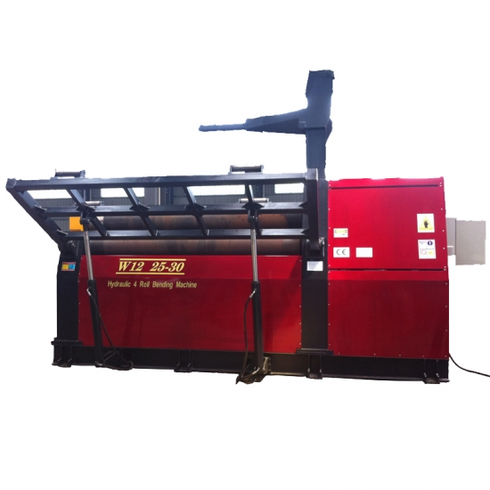 6 meters Plate Rolling Machine